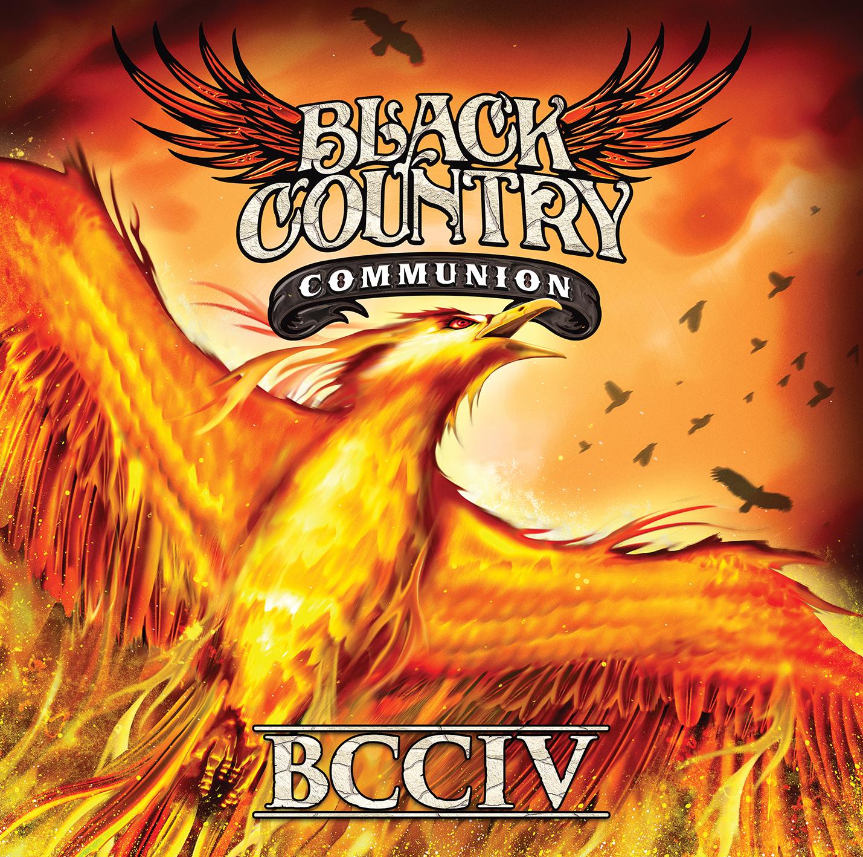 image of Black Country Communion - BCCIV - album cover