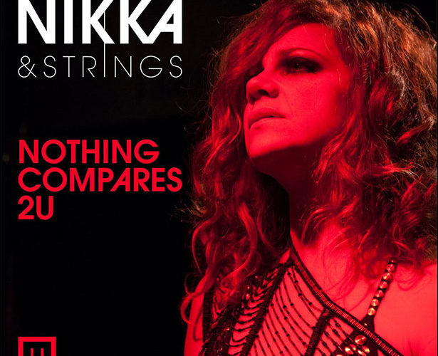 NIKKA COSTA releases brand new single Nothing Compares 2 U