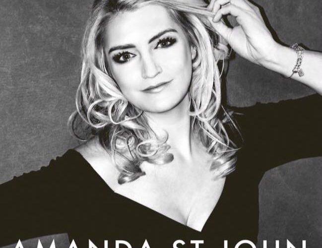 AMANDA ST JOHN UK & Ireland Tour 2017