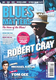 Blues Matters BM77 April-May 2014