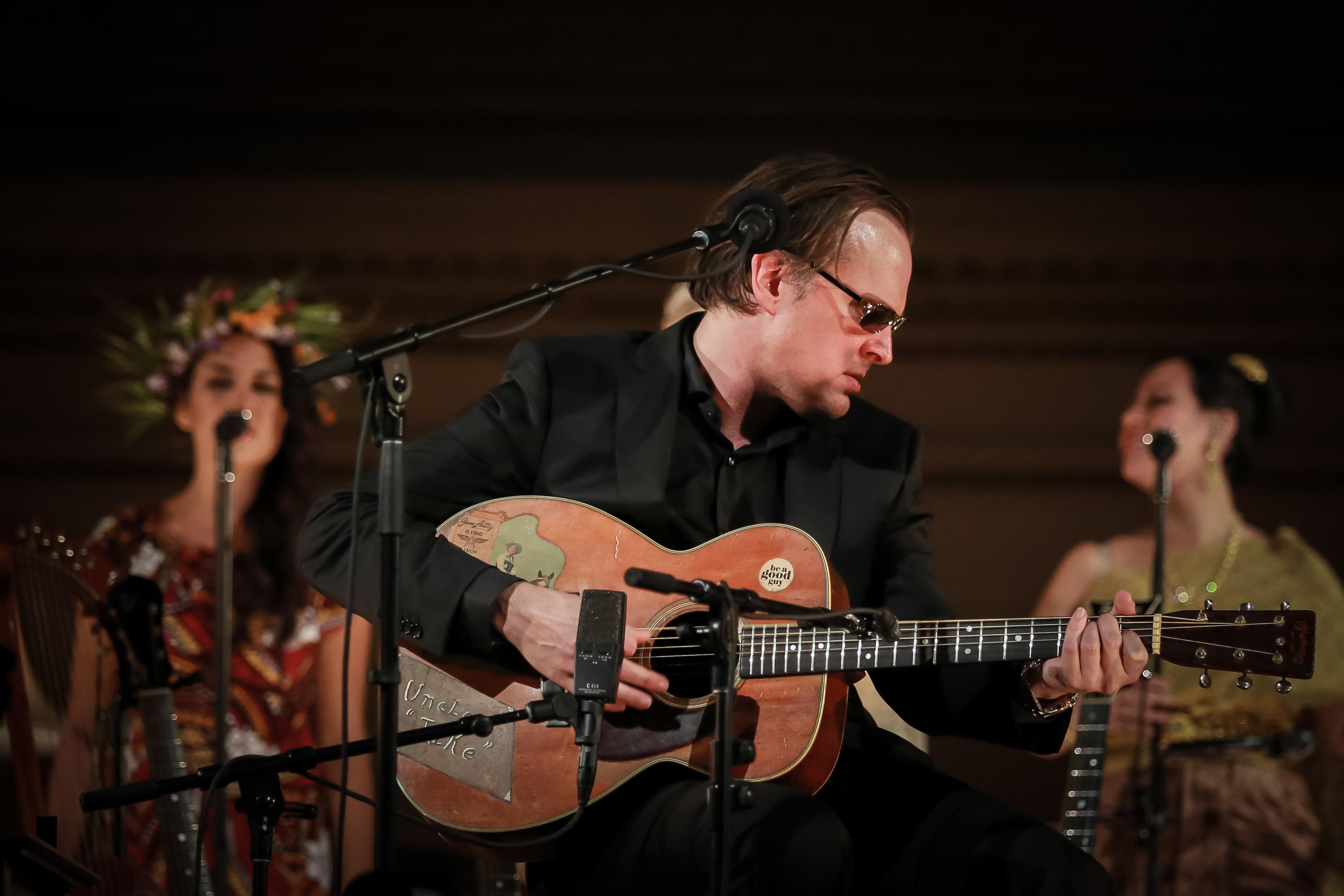 Joe Bonamassa at Carnegie Hall photo by Christie Goodwin