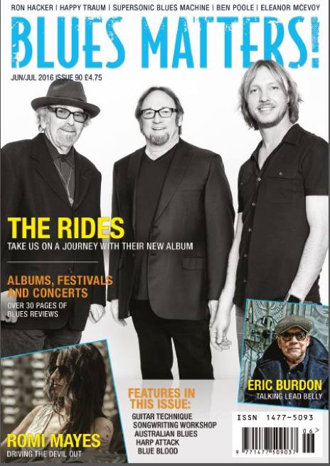 Blues Matters Magazine Issue 90