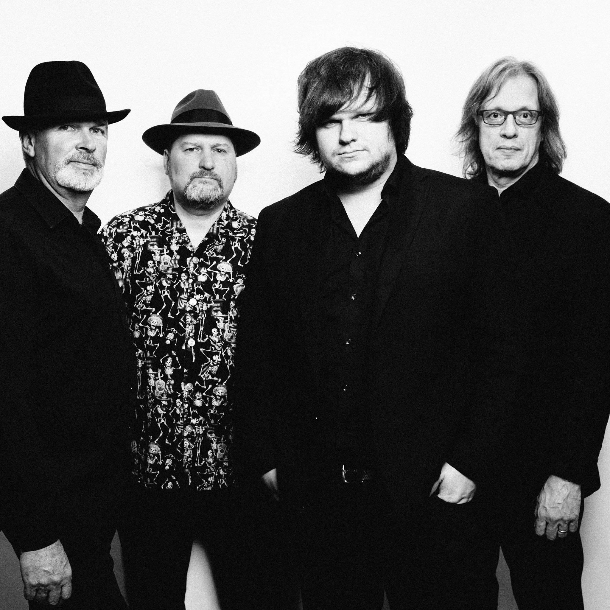 photo of Catfish blues band by Rob Blackham