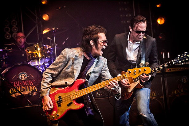 photo of Black Country Communion by Christine Goodwin