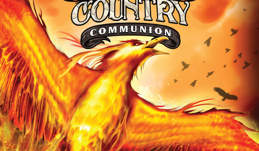 BLACK COUNTRY COMMUNION – New Music Video – Collide – From BCCIV