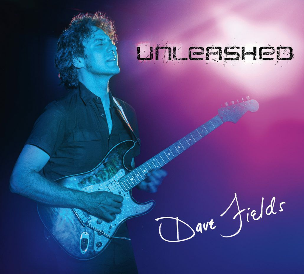 Album cover for Dave Fields album Unleashed