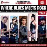 VARIOUS - WHERE BLUES MEETS ROCK (Vol 9)
