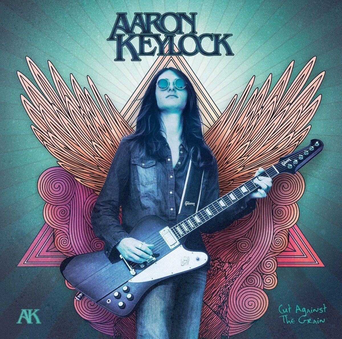 Album cover for Aaron Keylock's Cut Against The Grain