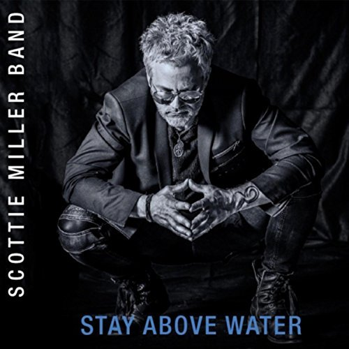 Scottie Miller Band cd cover image