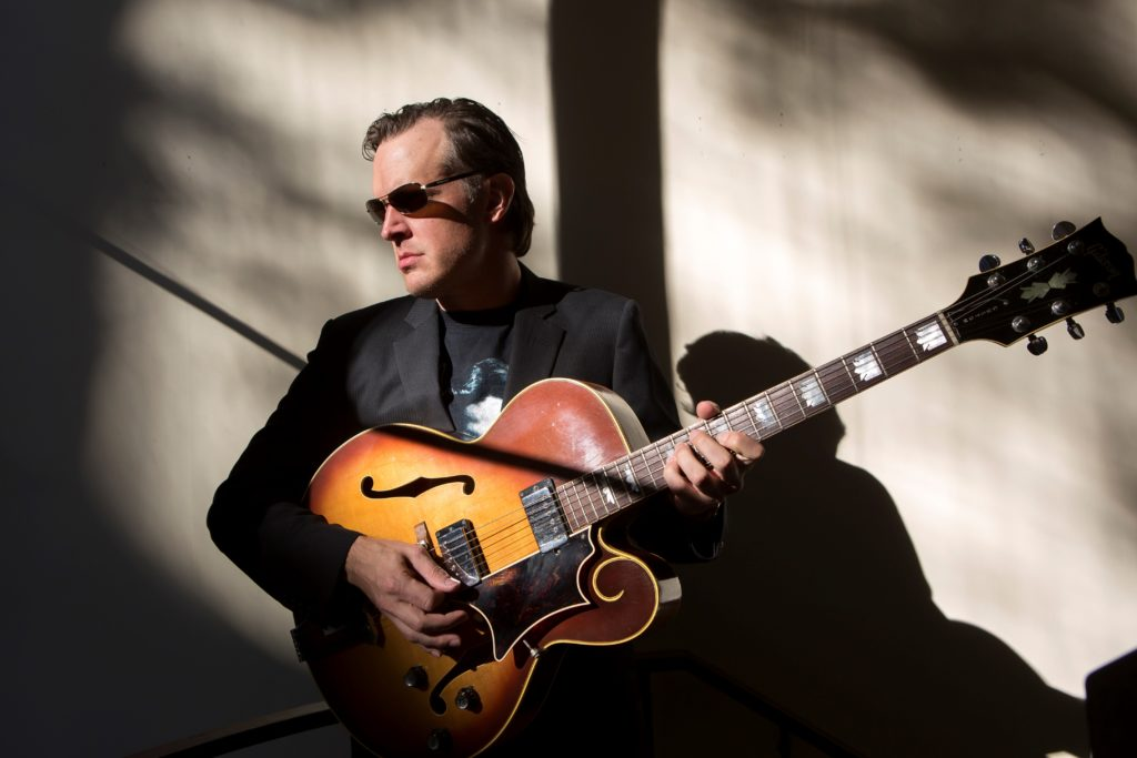 photo of Joe Bonamassa by Rick Gould