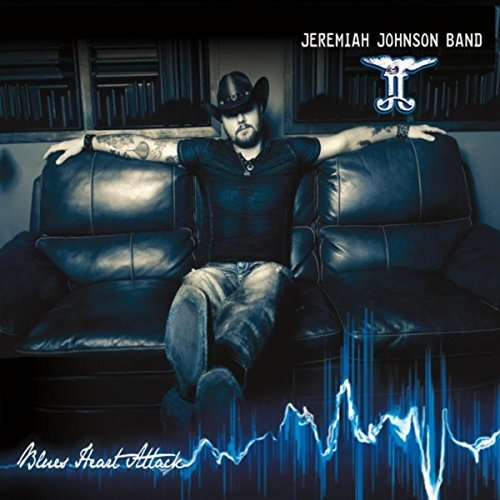 image of album cover for Jeremiah Johnson Band Blues Heart Attack