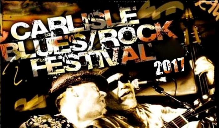 image of Carlisle Blues Festival Logo