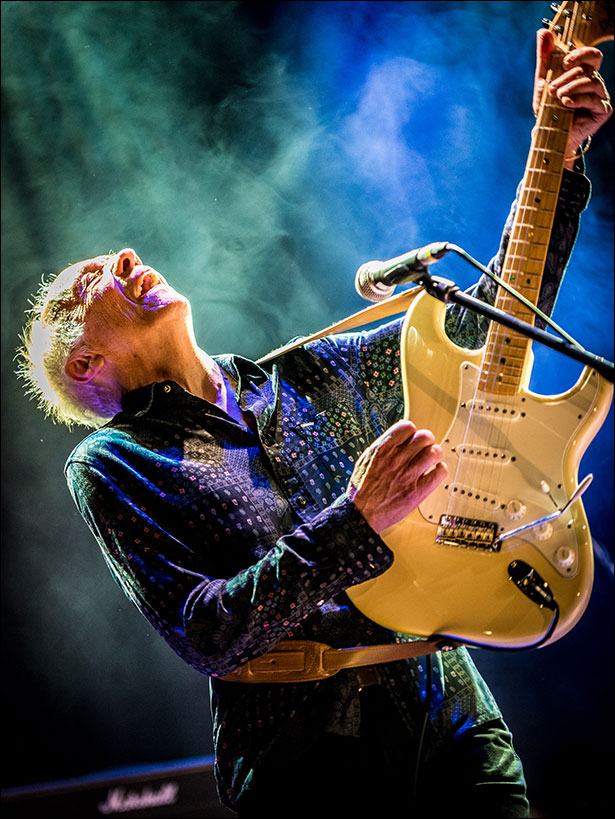 Robin Trower photo by Laurence Harvey