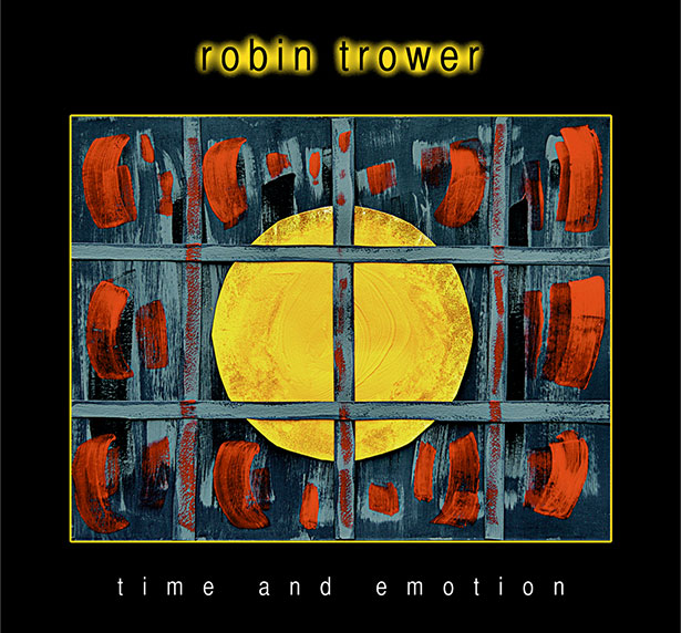 image of Robin Trower Time and Emotion album cover