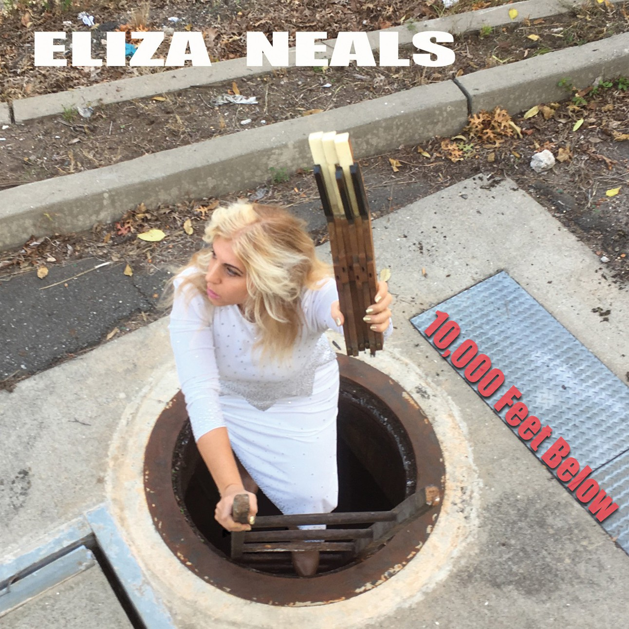 Eliza Neals 10,000 Feet Below album cover image