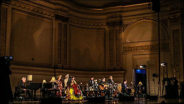 Joe Bonamassa at Carnegie Hall - photo by Christie Goodwin
