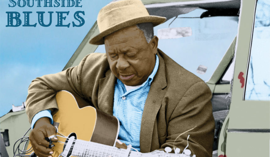 BIG JOE WILLIAMS Southside Blues, Recorded Live, July 1963