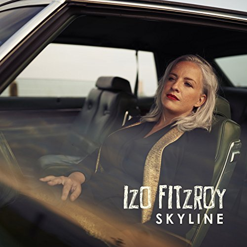 image of an album cover for Izo Fitzroy's album Skyline