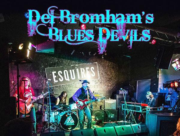 photo of Del Bromham's Blues Devils