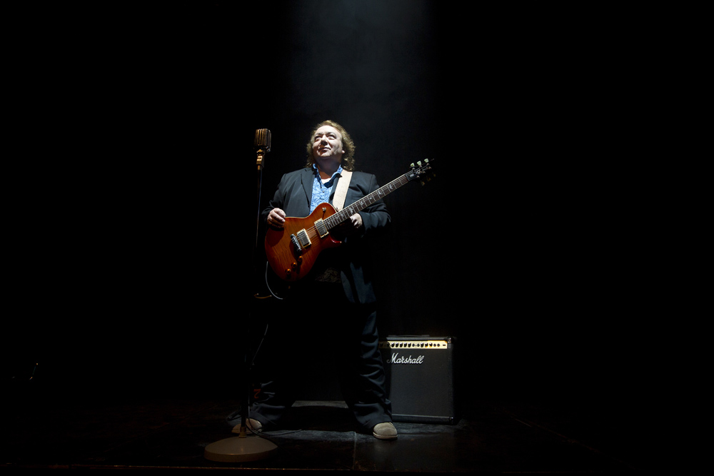 photo of Bernie Marsden