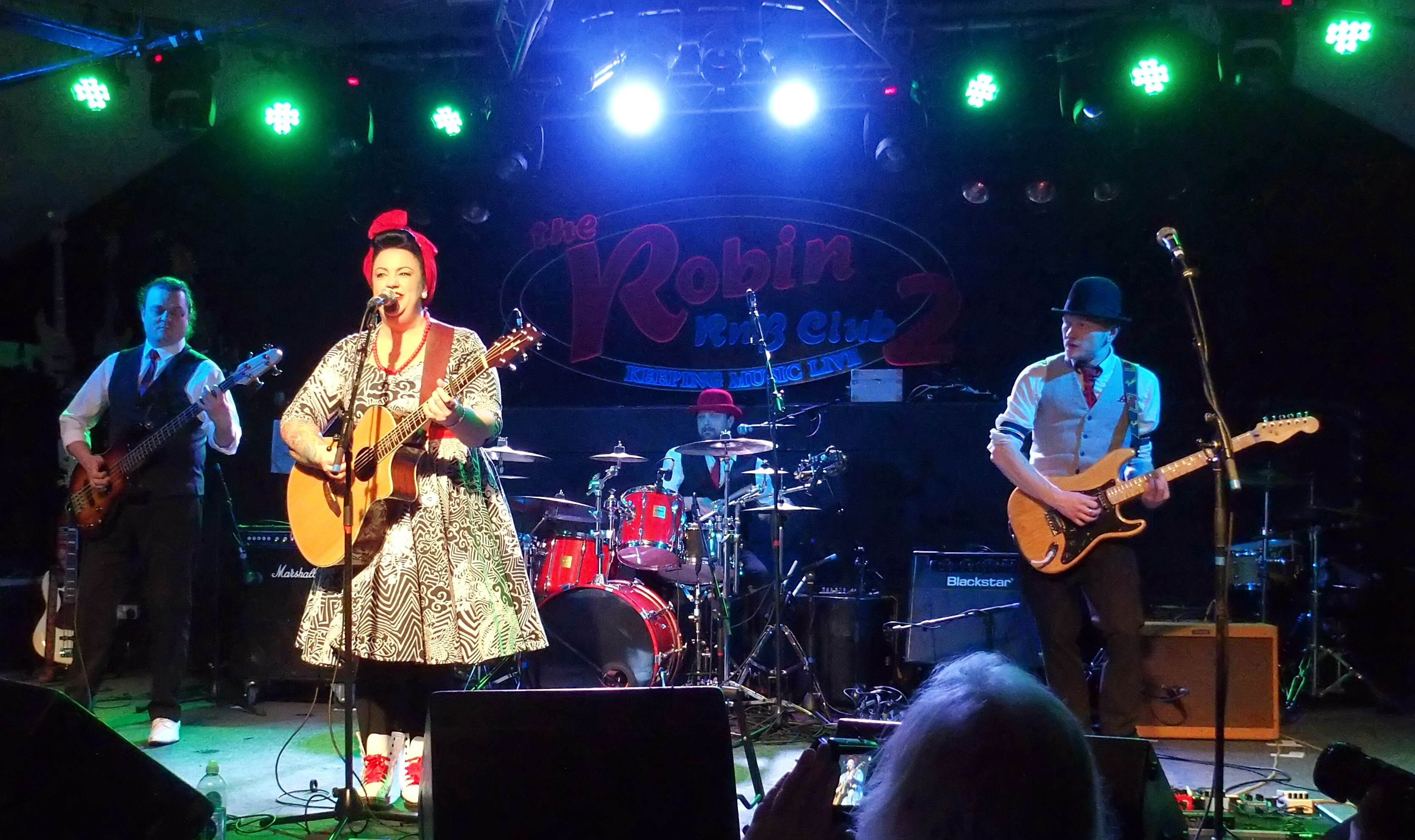 photo of Kaz Hawkins Band