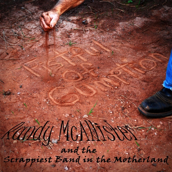 image of album cover for Randy McAllister, Fistful of Gumption