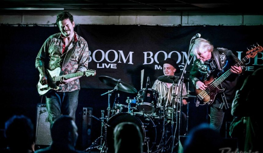 THE MIKE ZITO BAND & THE BLUE HORIZON gig review