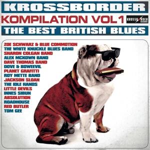 krossborder kompilation cd cover web