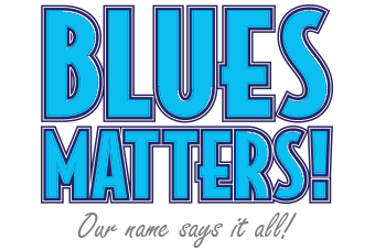 Blues Matters Magazine: Issue #92 Oct / Nov 2016