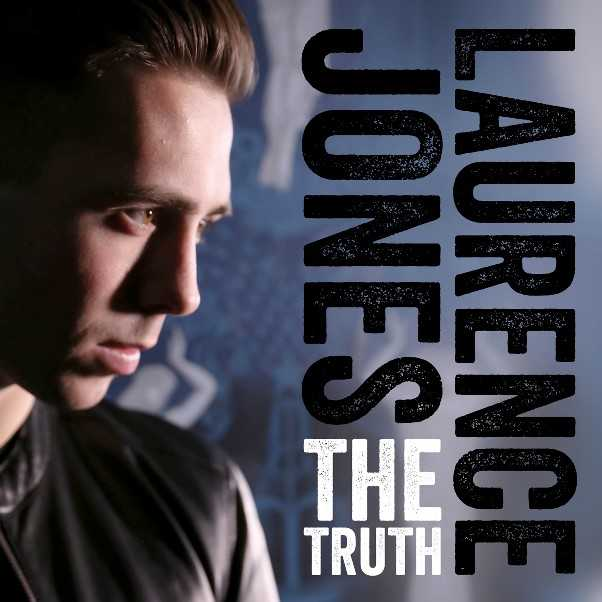 image of album cover for Laurence Jones album The Truth