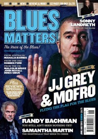 Blues Matters Issue 84
