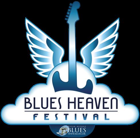 image of the logo for Blues Heaven Festival, Denmark