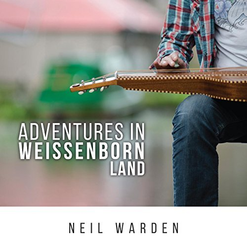 image of album cover for Neil Warden Adventures in Weissenborn