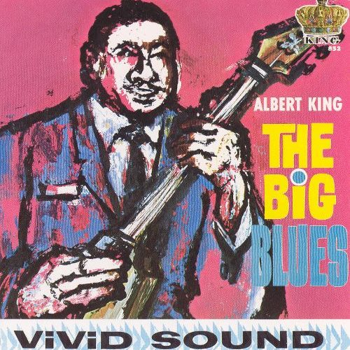 ALBERT KING The Big Blues