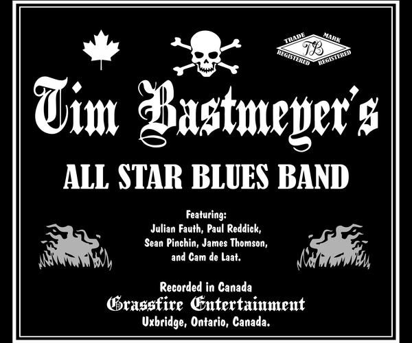 TIM BASTMEYER'S ALL STAR BLUES BAND
