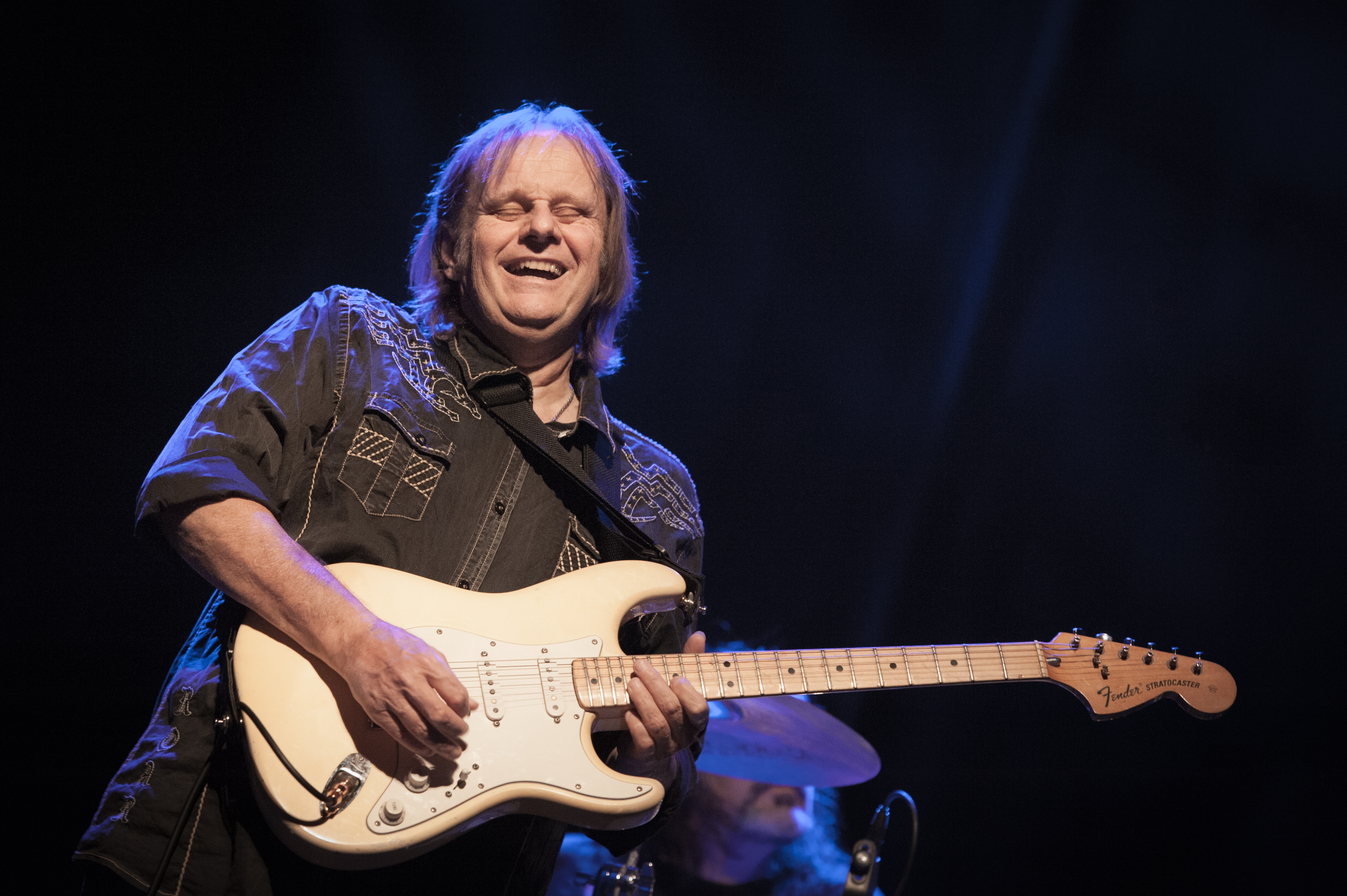 image of Walter Trout by Marco van Rooijen