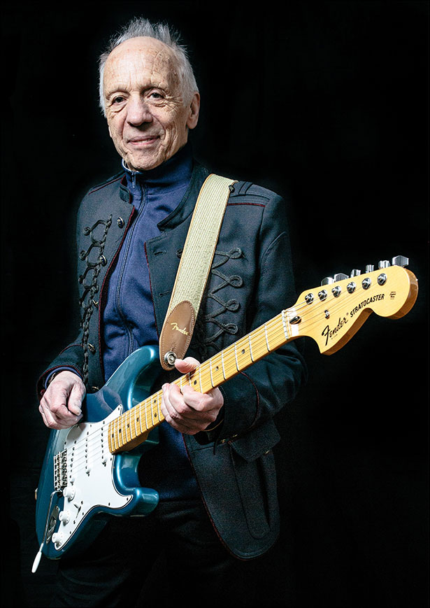 Robin Trower photo by Rob Blackham