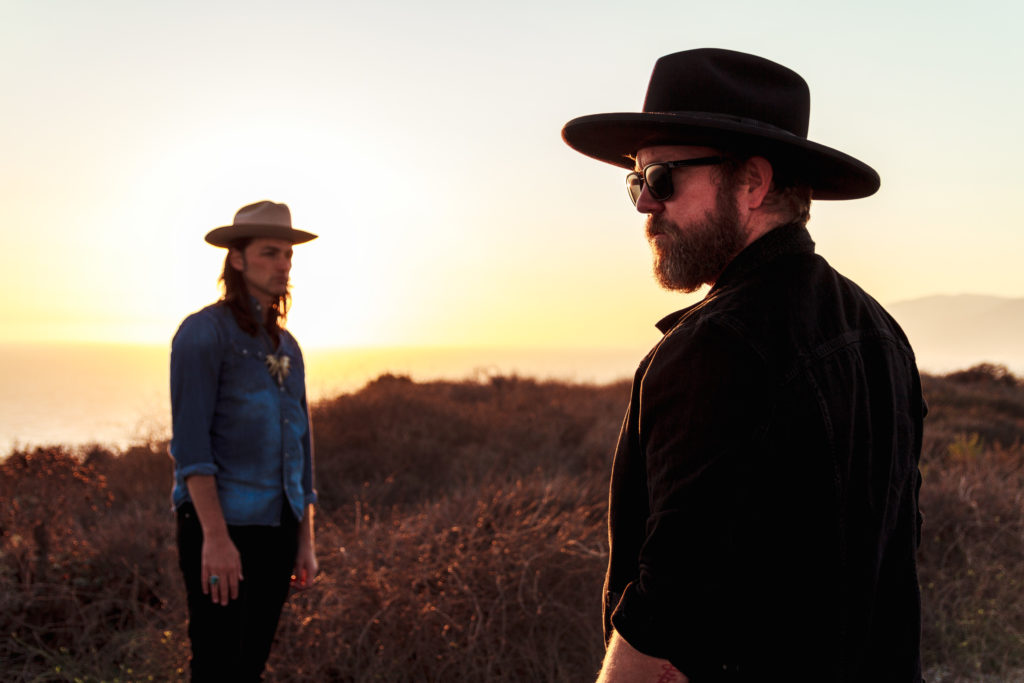 image of Daune Betts and Devon Allman