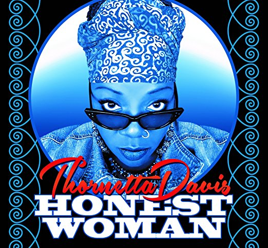 Album cover for Thornetta Davis - Honest Woman