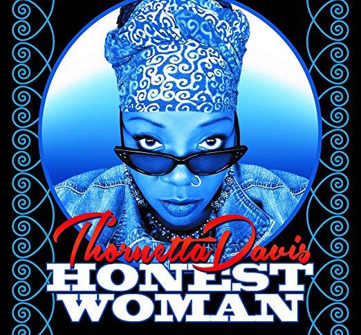 Album cover for Thornetta Davis - Honest Woman