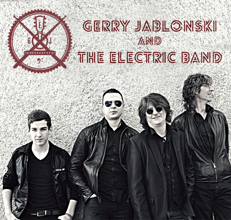 photo of Gerry Jablonski & The Electric Band