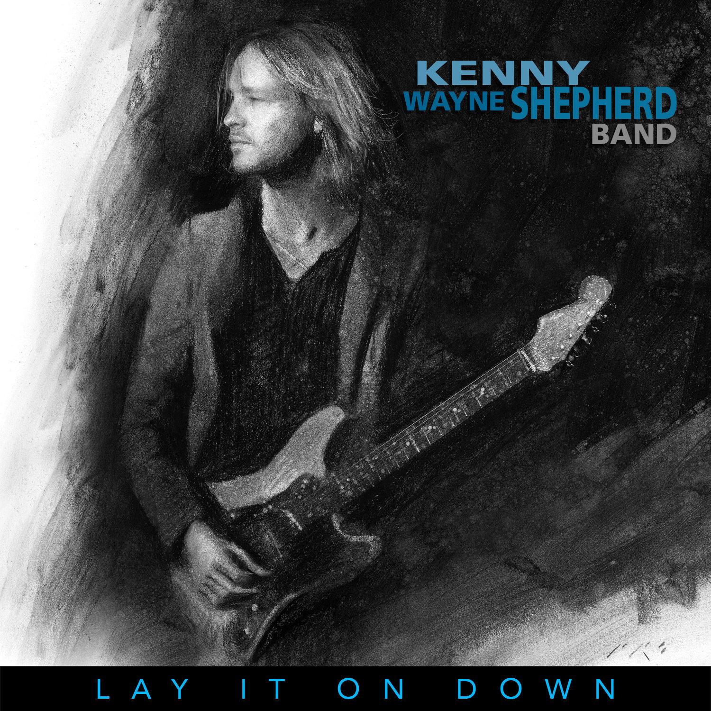 Kenny Wayne Shepherd Band Lay It On Down album cover