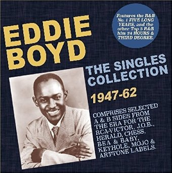 EDDIE BOYD The Singles Collection 1947-62