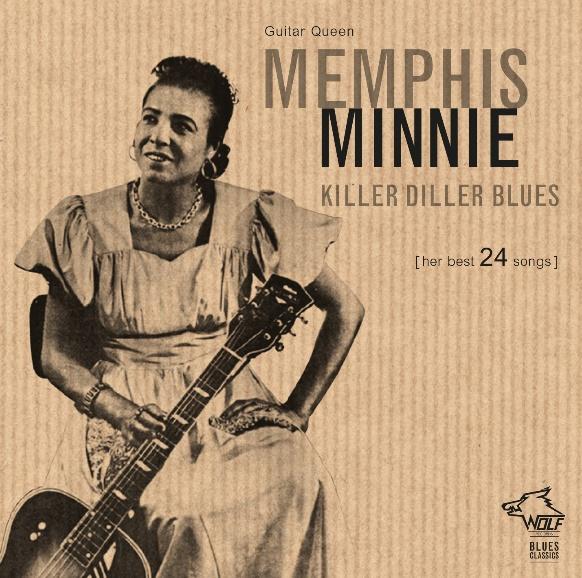 MEMPHIS MINNIE Killer Driller Blues