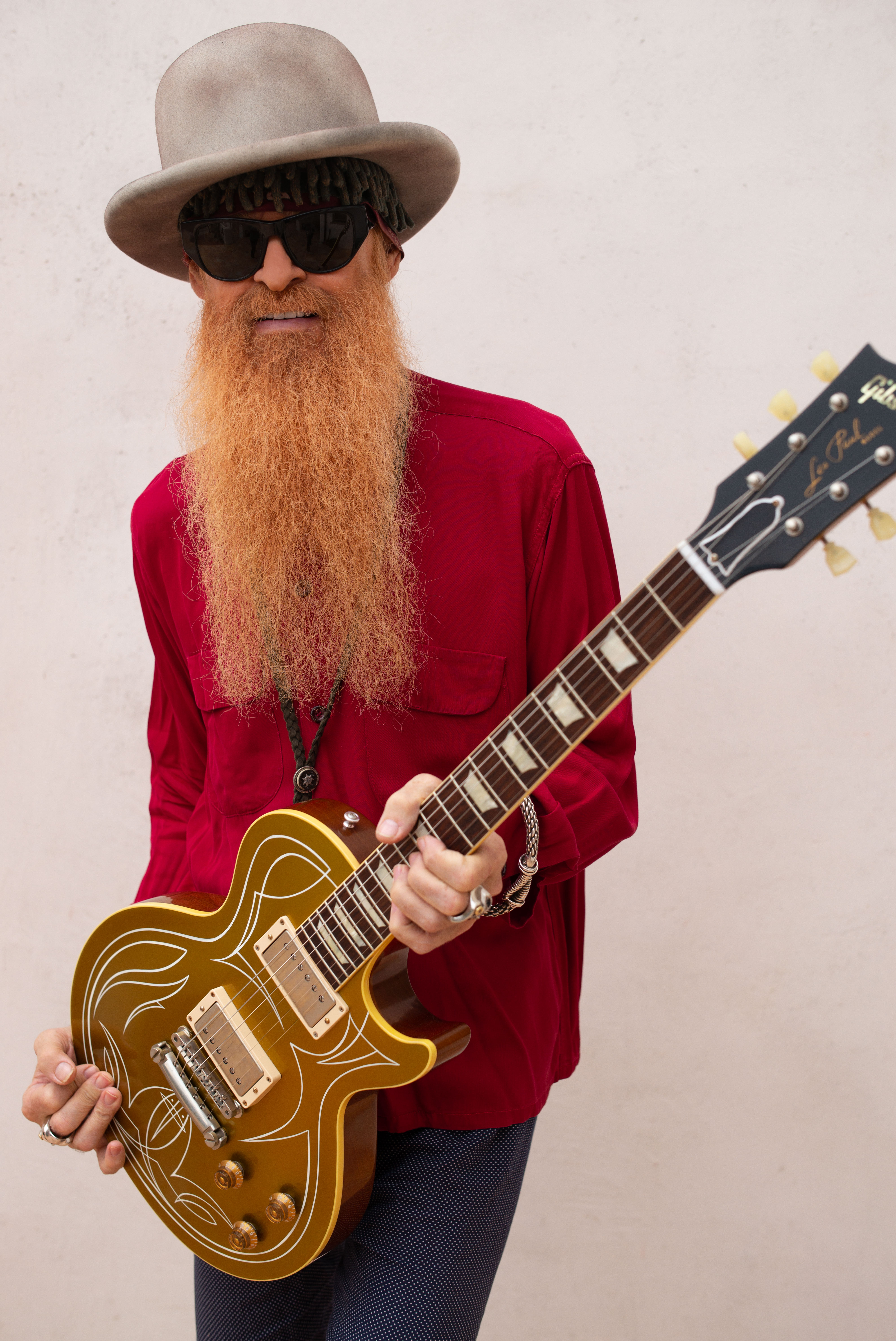 image of Billy Gibbons by Andrew Stuart