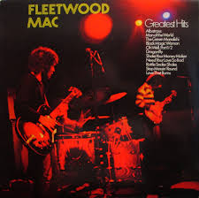 image of album cover for fleetwood mac greatest hits