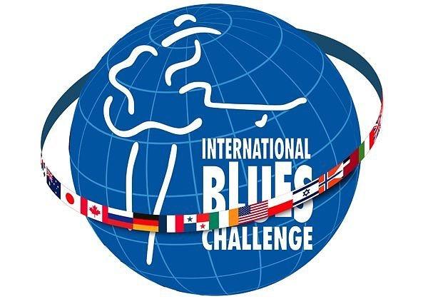 image of the International Blues Challenge logo