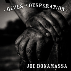 image of blues of desperation album cover by joe bonamassa