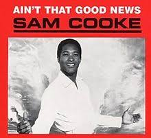 image of album cover for sam cooke aint that good news