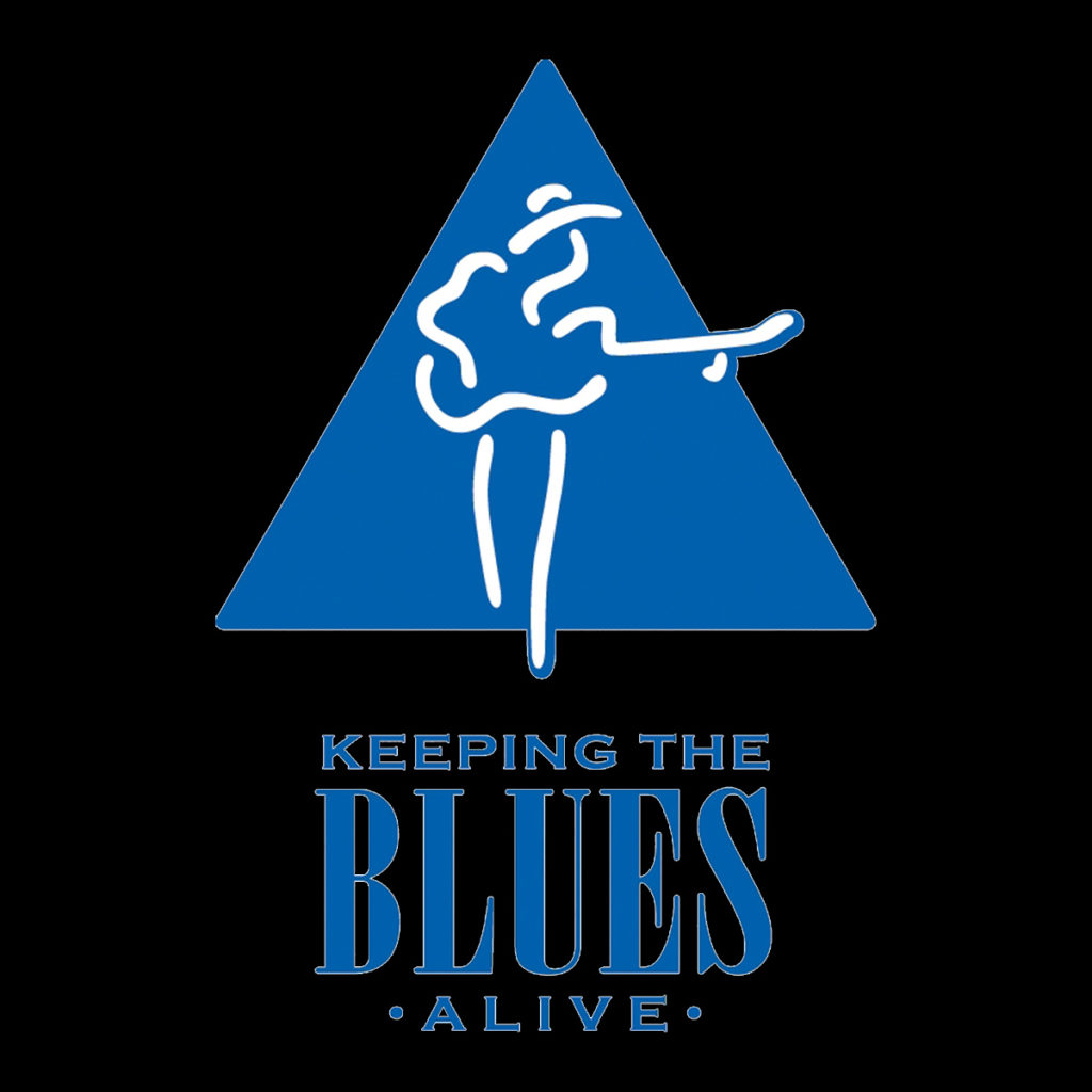 image of logo for keeping the blues alive award